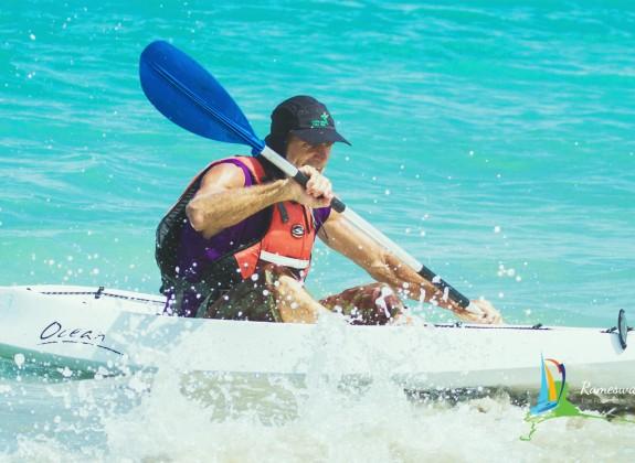 Kayaking HolyIsland Water Sports Rental Services