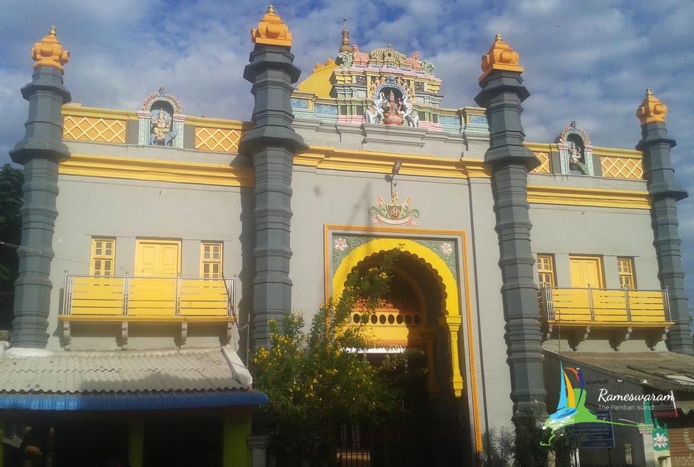 Ramanathapuram Palace