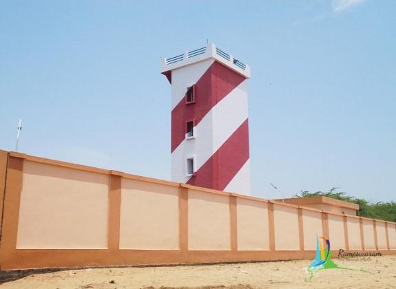 Rameswaram lighthouse
