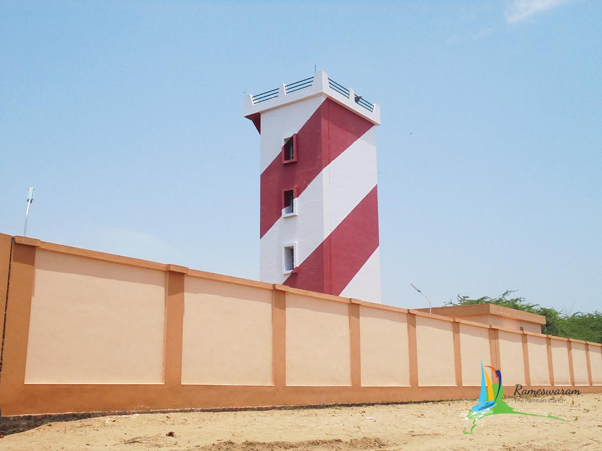 Rameswaram lighthouse