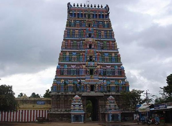 Uthiragosamangai temple