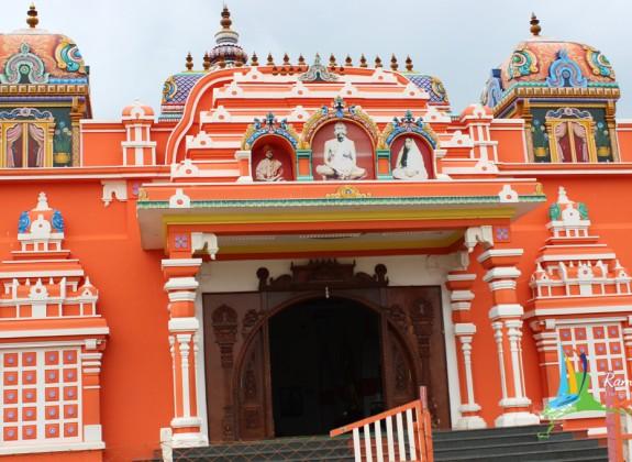 Vivekananda Memorial Centre at Kundukal