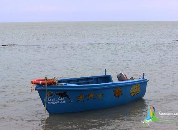 rameshwaram mandapam boating