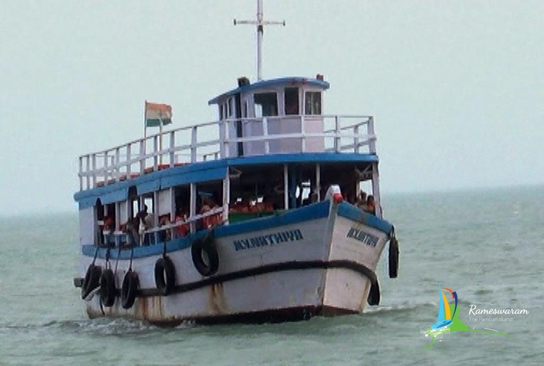 rameswaram boating service