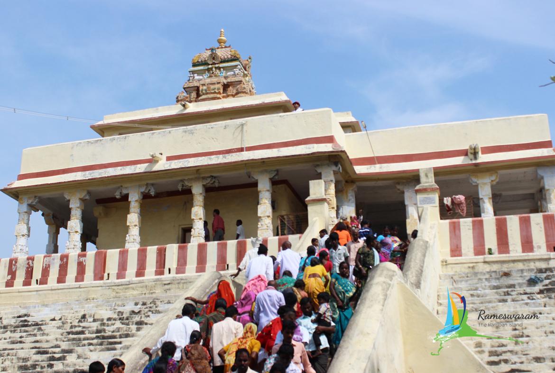 rameswaram gandamadana parvatham