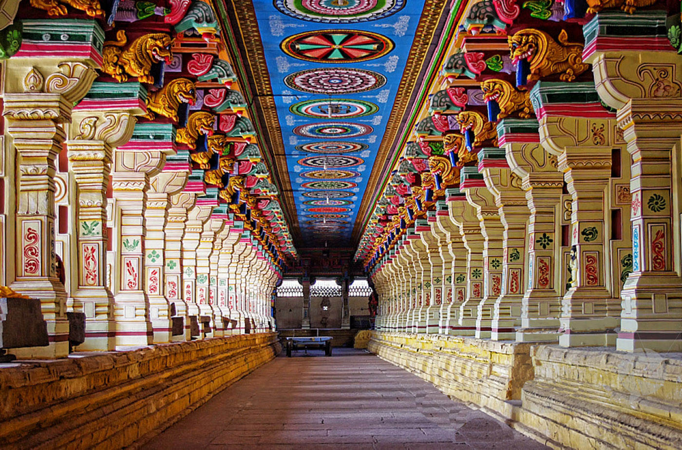 Ramanathaswamy Temple Photos