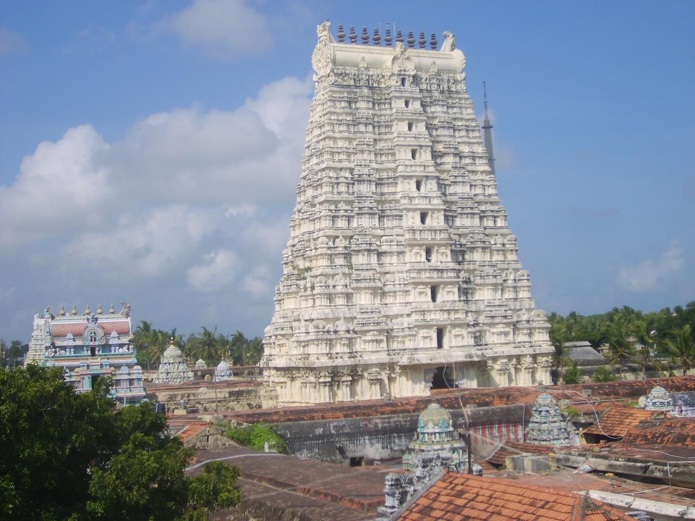 Image result for rameswaram temple