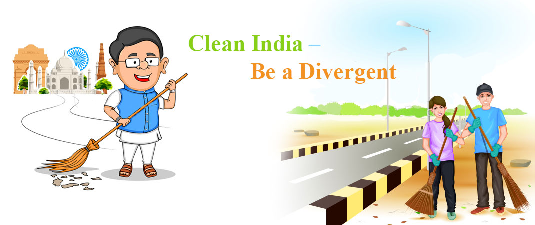 Swachh Bharat Abhiyan - clean india mission