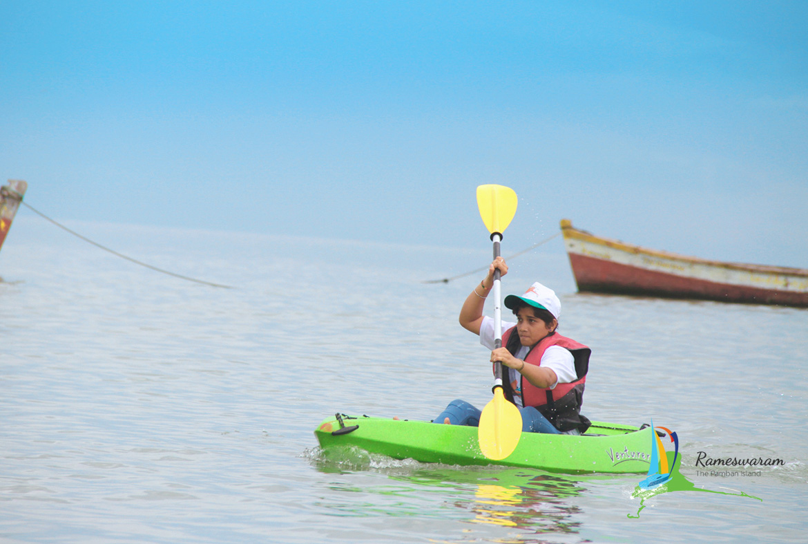 2nd International Watersports Events in Rameswaram