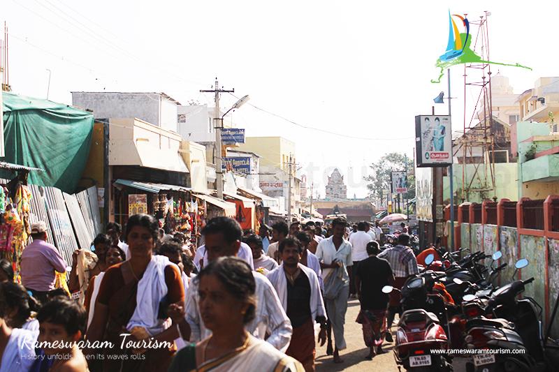 rameswaram maha shivaratri temple devotees