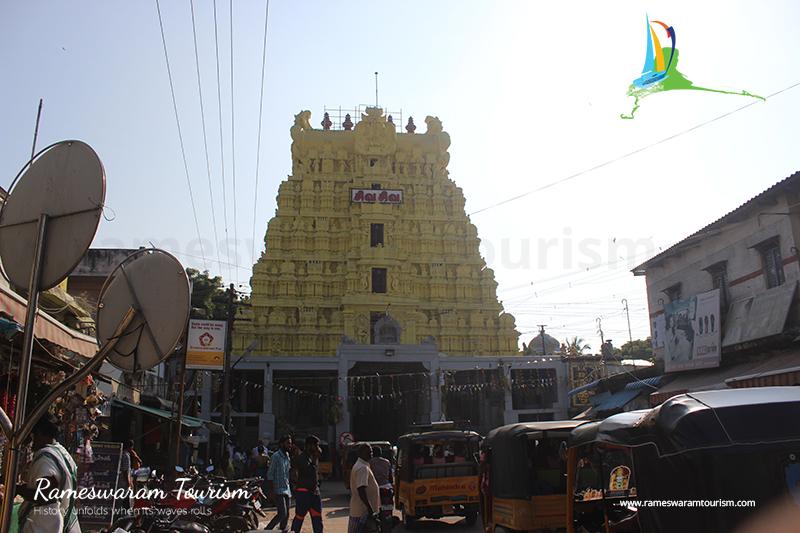 rameswaram maha shivaratri temple