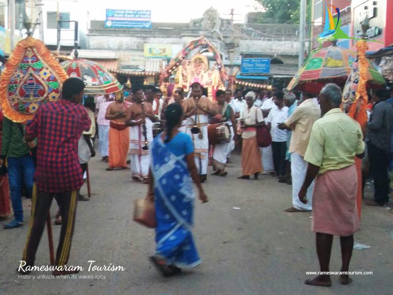 thanga therodum rameswaram maha shivaratri new photos