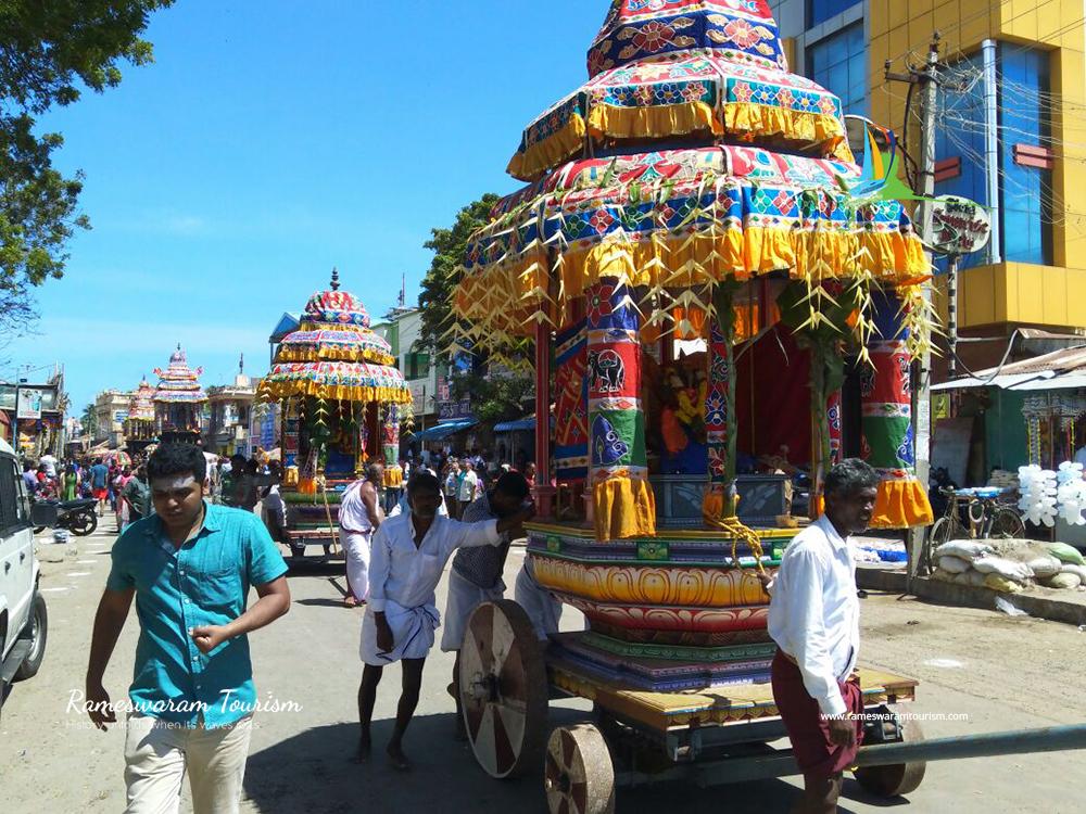 ther bhavani rameswaram maha sivarathri 2017