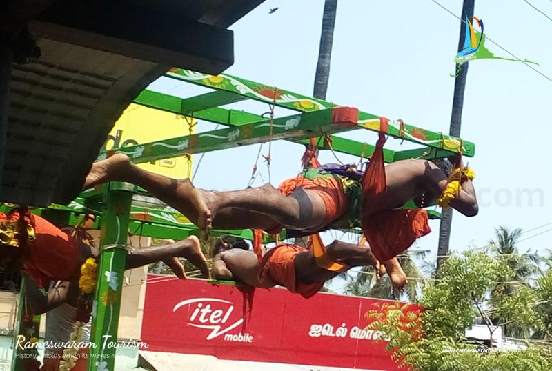 rameshwaram panguni uthiram 2017 pooja