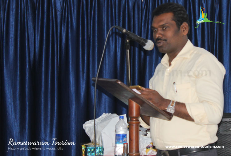 valai-book-launch-amstrong-hotel-blue-coral-cottage-hotel-owner