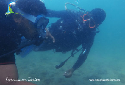 rameswaram tour watersprots scuba diving