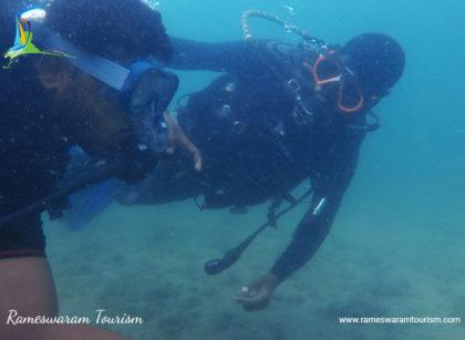 rameswaram tour watersprots scuba diving